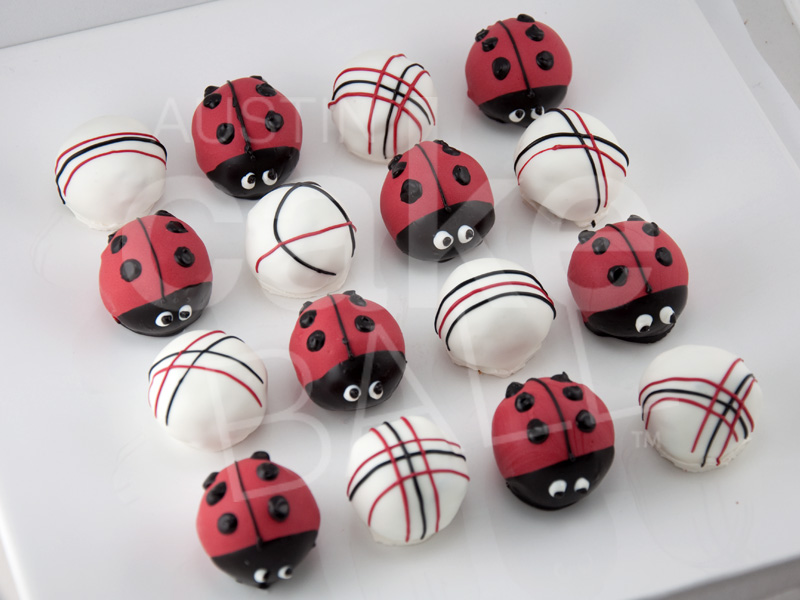 Cake Balls Anyone?