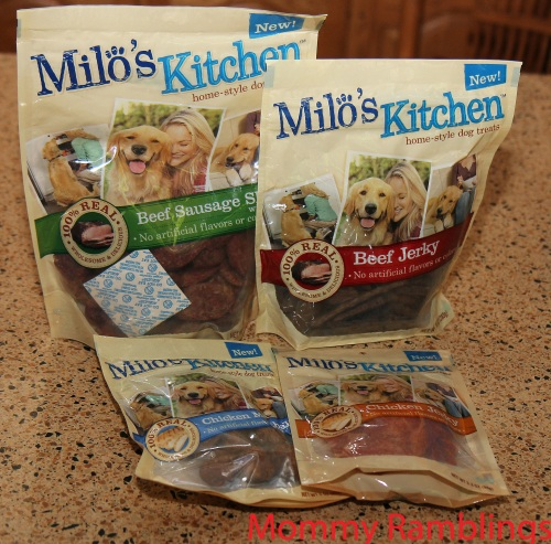Milo\'s Kitchen Home-Style Dog Treats Review & Give-Away!!! {Give ...