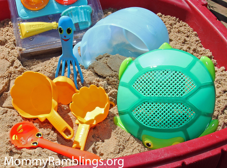 Melissa /& Doug Sunny Patch Seaside Sidekicks Sand Baking Set
