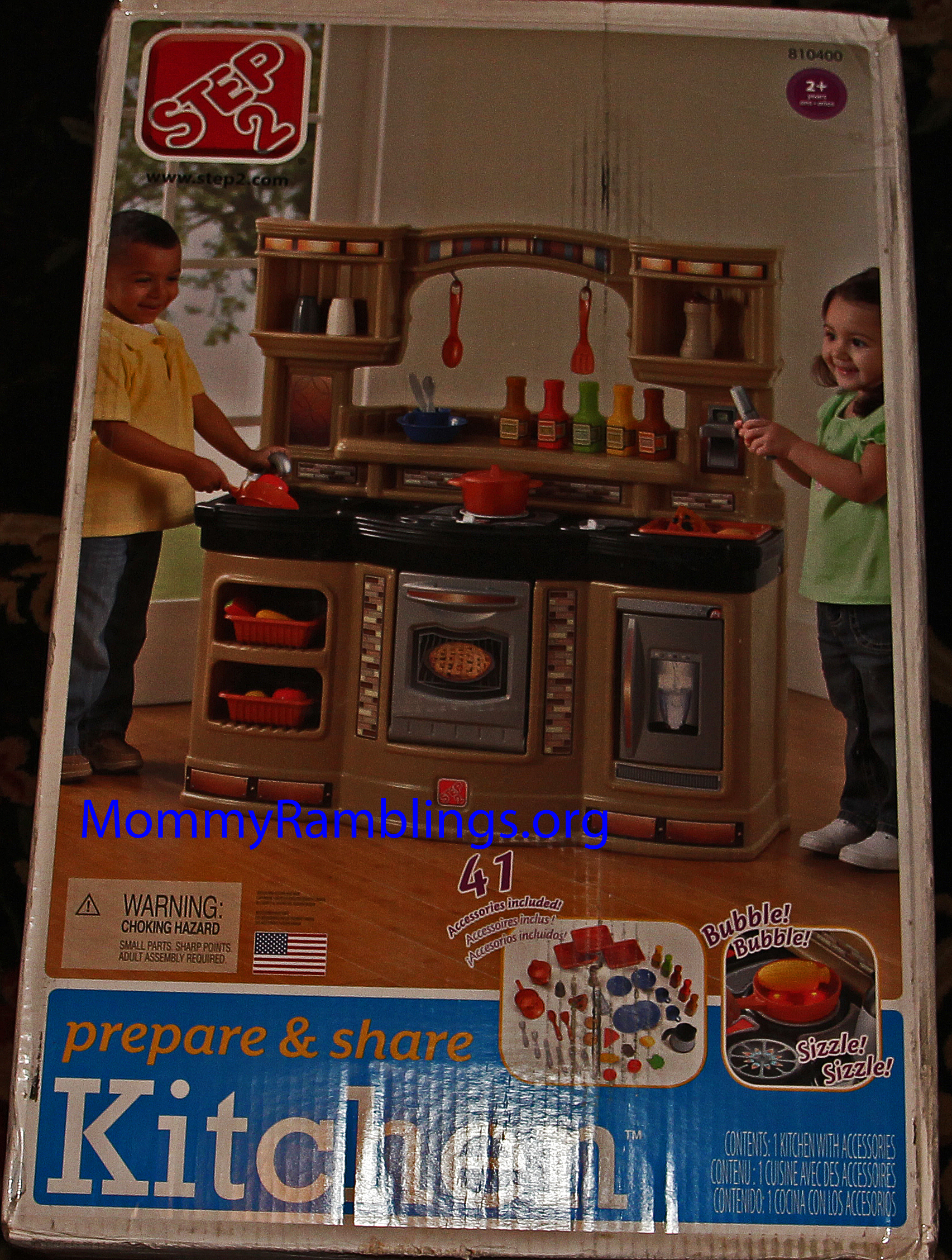 Step2: STEP2 Prepare And Share Kitchen Set Review!!!