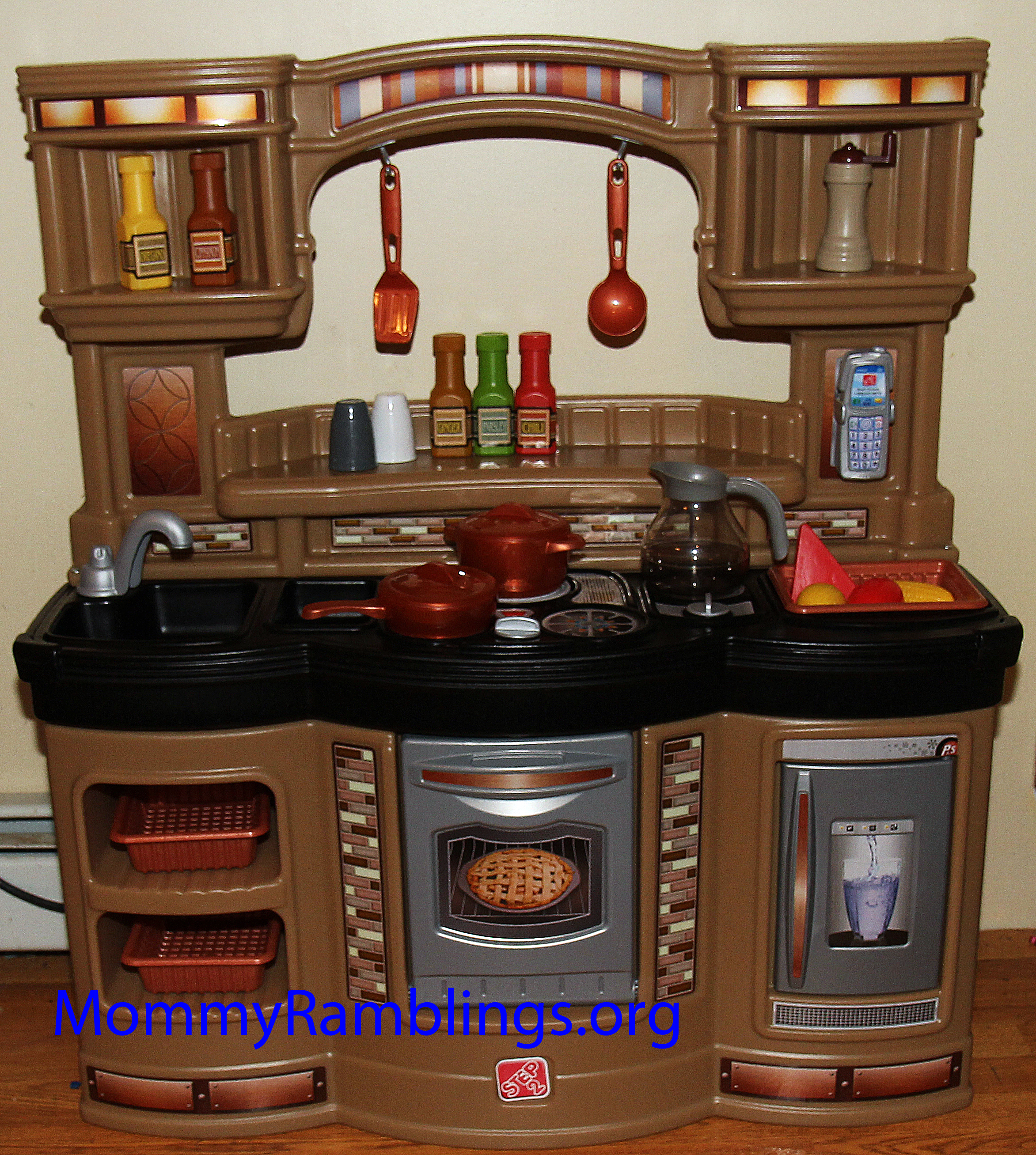Kid Kitchen Set Step