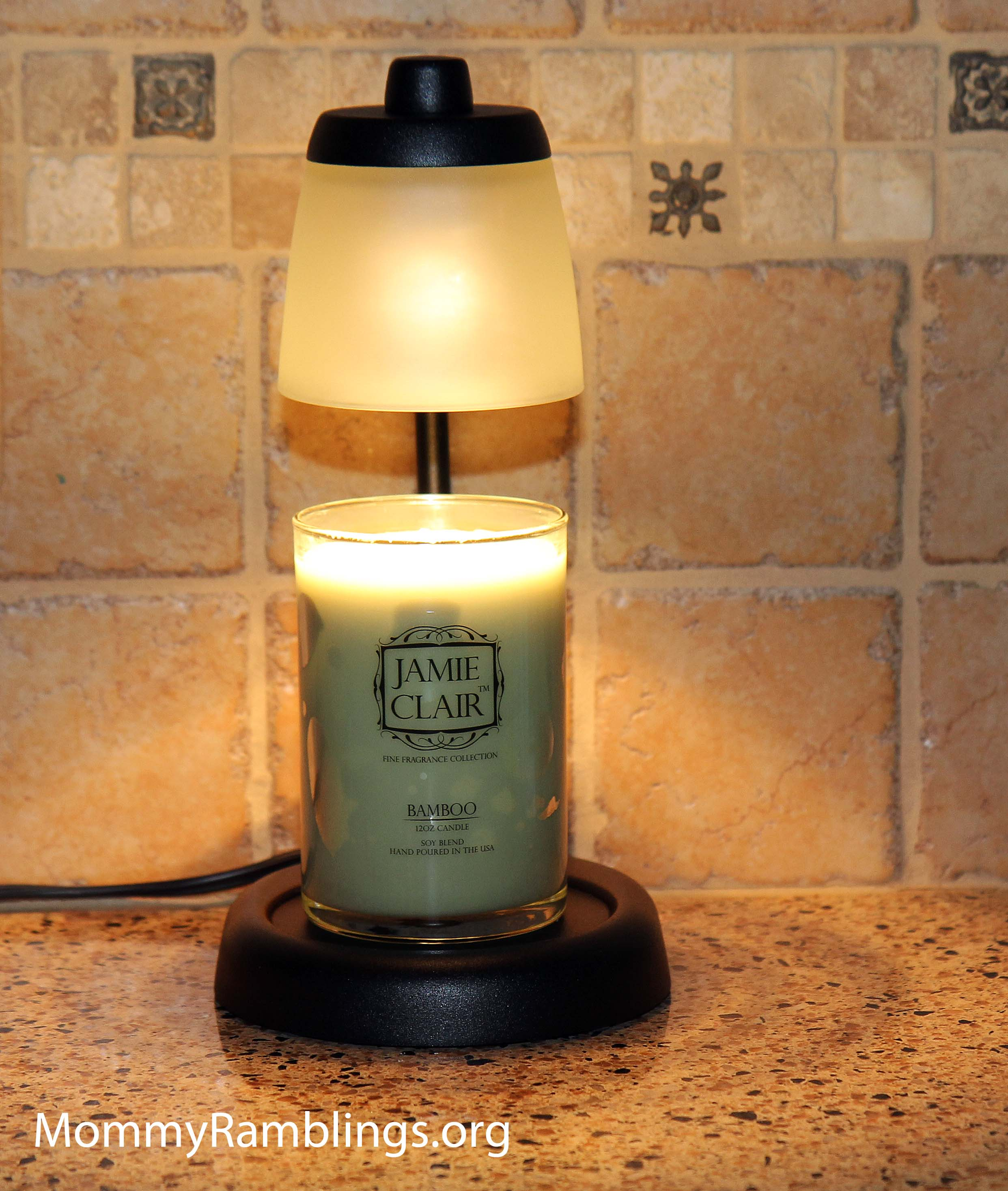 Contempo Candle Warmer Lamp Mommy Ramblings